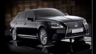 Witness luxury at its best with the new Lexus LS