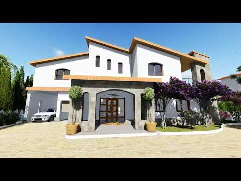 Villas, les quatre oliviers à TLEMCEN