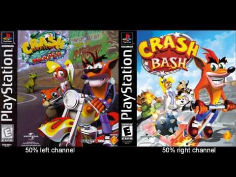 Crash 3 Dingodile Boss X Crash Bash Dot Dash Mashup