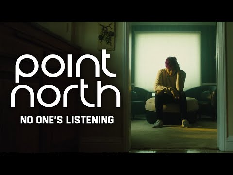 Смотреть клип Point North - No One's Listening