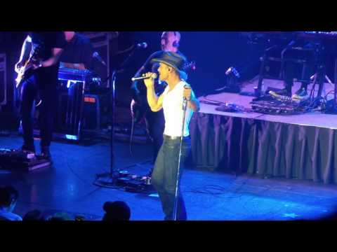 Tim McGraw Concert Highlights The Bahamas Carnival Liberty Cruise 2017