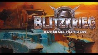 LET'S PLAY: Blitzkrieg: Burning Horizon #001 - Holpriger Start