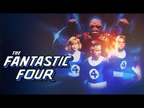 The Fantastic Four (1994) FULL Movie