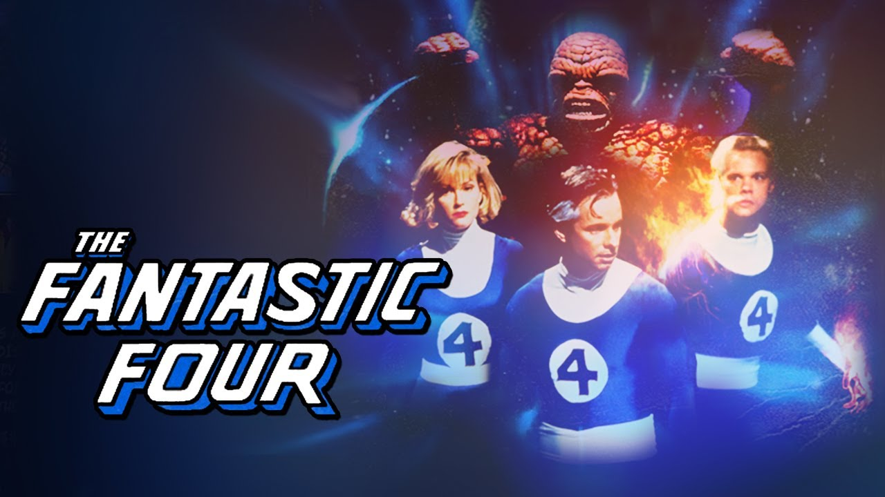 the fantastic four 1994 full movie youtube