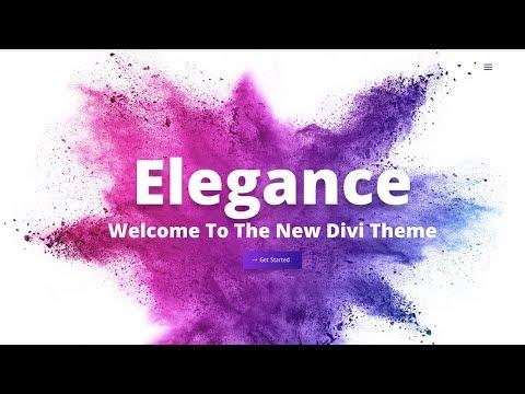 How To Make A Wordpress Website 2019 - Divi Theme Tutorial