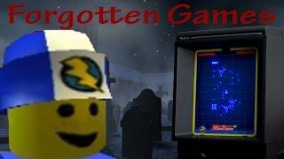 Forgotten Games - LEGO Racers 2
