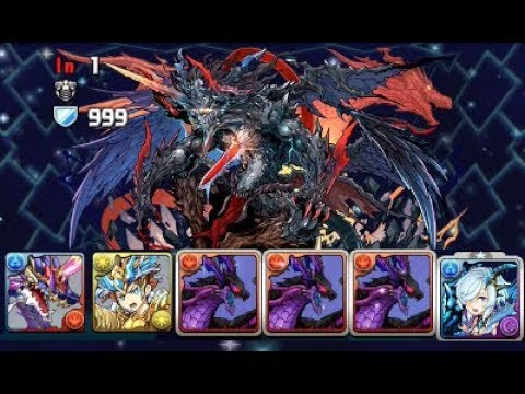 [Puzzle and Dragons] Eternal Jail of the Devil King - Last Floor