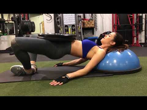 Model / Actress Summer Altice workout video