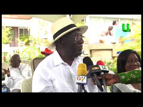 Ex-President Kufuor celebrates 79th birthday