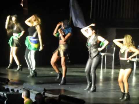 Fifth Harmony - Impossible/Boss  (Z Festival - São Paulo)
