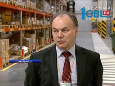 Новый аптечный склад будет отправлять 120 тонн лекарств в день