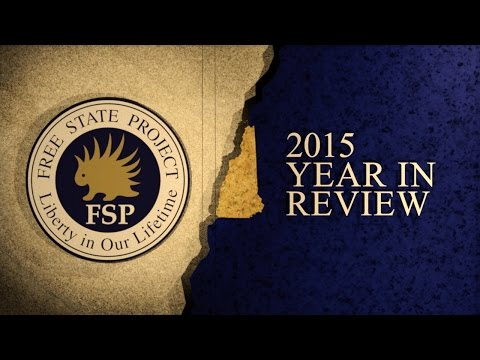 Free State Project: 2015 Year In Review