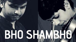 BHO SHAMBHO | Violin and Mridangam