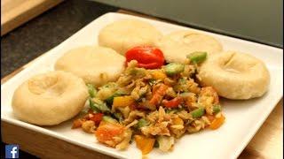 OKRA & SALT FISH WITH DUMPLING JAMAICAN FOOD BEST FROM Chef Ricardo Cooking