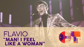 Operación Triunfo 2020 Man I Feel Like A Woman Lyrics Genius Lyrics