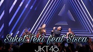 Download Lagu Didi kempot feat Sisca JKT48 - Suket Teki - Konser live space SCBD Jakarta mp3
