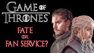 Game of Thrones - Why Jon & Daenerys Fell In Love (Season 7 Review/Analysis)