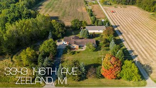 SOLD: 3343 146th Ave, Zeeland, MI