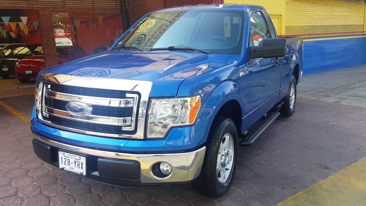 Ford lobo xlt 2013
