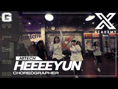 HEEEEYUN X G CLASS | CHOREOGRAPHY VIDEO