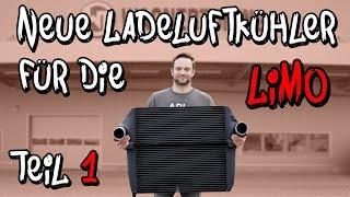 Neue Ladeluftkühler für die RS4 Limo! - Zu Besuch bei Wagner Tuning Teil 1 | Philipp Kaess |