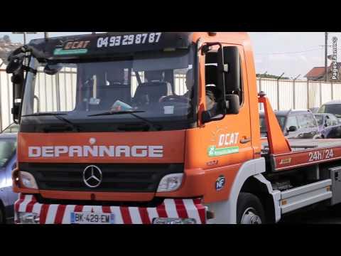 Transport - Dépannage Côte d'Azur Transports D.C.A.T à Nice