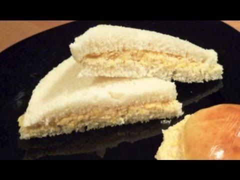 Sandwich estilo Rodilla de atn y maz   Thermomix o