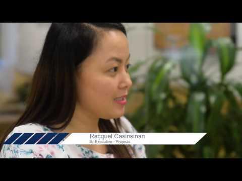 Racquel Casinsinan   Sr Executive   Projects