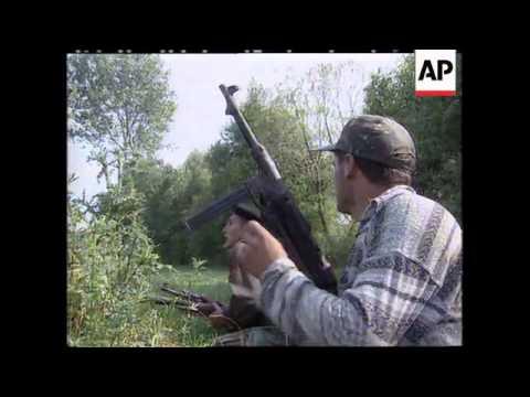 kosovo:-fighting-escalates-in-town-of-pantina