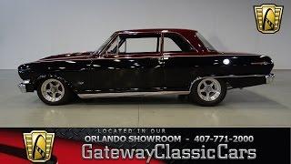 1964 Chevrolet Nova Gateway Classic Cars #463