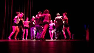 Hsla Gator Salsa Performance 2013