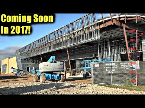 Ferrari of San Antonio New Dealership Coming Soon - Dec 2016 Update!
