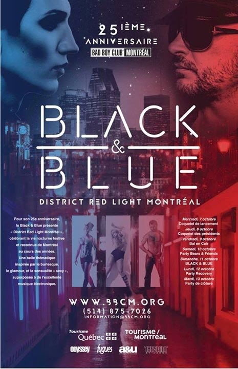 black and blue montreal 2015 25th anniversary youtube