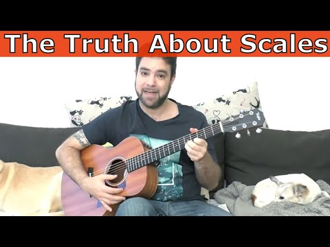 The Truth About Scales (This'll Blow Your Mind AND Enhance Your Musical Instincts)