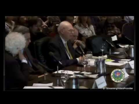 Former Minister of National Defense of Canada - Ufos and the Illuminati