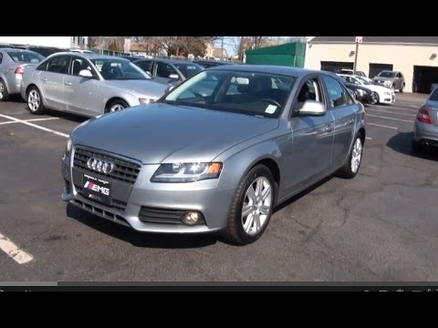 2009 audi a4 quattro 2 0t premium youtube. Black Bedroom Furniture Sets. Home Design Ideas