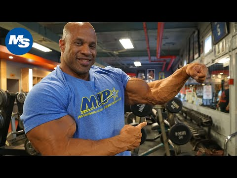 How to Build Big Forearms | 3 Forearm Exercises w/ Victor Martinez
