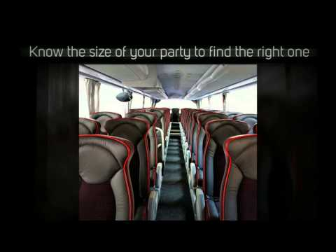 Renting Houston Charter Buses for Your Company Holiday Party