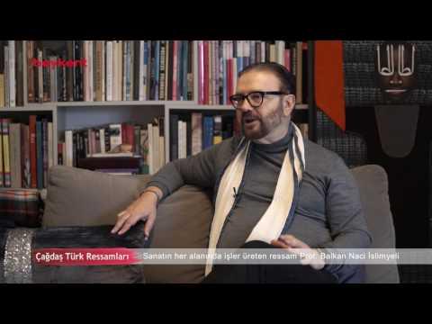 Çağdaş Türk Ressamları - 12.Bölüm, Prof. Balkan Naci İslimyeli