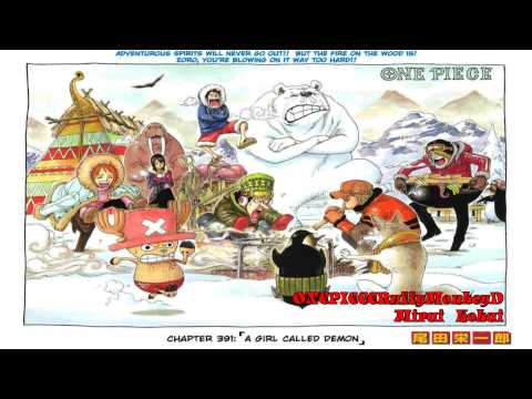 One Piece Nightcore - Mirai Koukai (Ending 14)