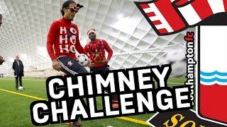 #SaintsXmas | DAY FIVE: Chimney Challenge with Gazzaniga, Davis(es) & van Dijk