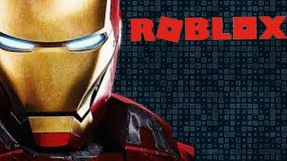 Iron Man Saves His Family | ROBLOX