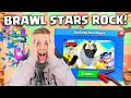 BRAWL STARS ROCK LIEDJE IN BRAWL STARS!!