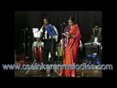 Vizhiye Kathai Ezhuthu - P.Susheela and Ainkaran