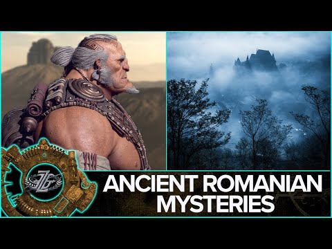 Romania's Ancient World of Lost Cities, Strange Artifacts and Giants