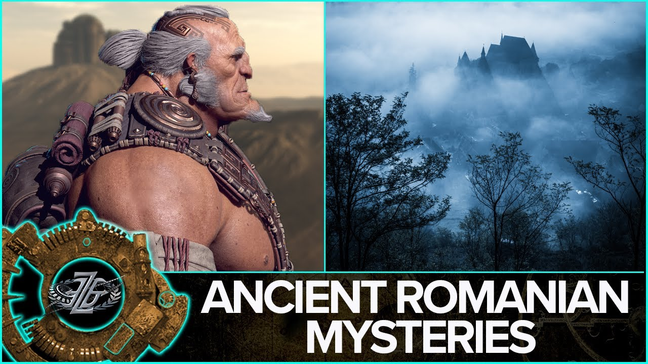 Romania's Ancient World of Lost Cities, Strange Artifacts and Giants.