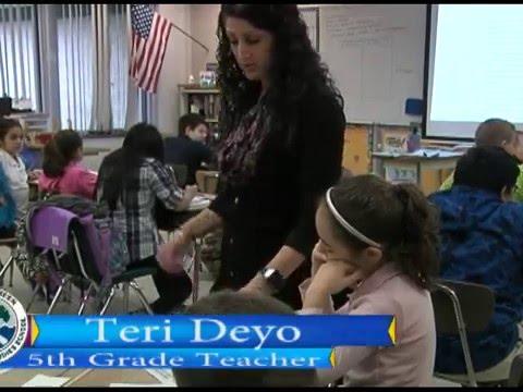 January 29, 2016 - Village Green Environmental Studies School - Ms.  Deyo 5th Grade Class