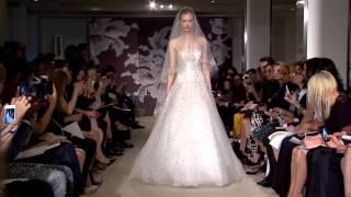 Spring 2015 Bridal Fashion Show | Carolina Herrera New York