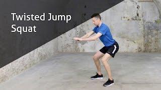 Video Twisted Jump Squat - hoe voer ik deze oefening goed uit? download MP3, 3GP, MP4, WEBM, AVI, FLV Juli 2018