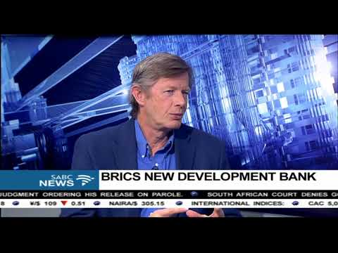 New Development Bank Africa region launched - Prof. Patrick Bond reacts